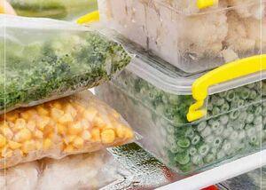 فریز کردن مواد غذایی، کرونا را از بین نمیبرد؟