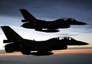 بیانیه ارتش عراق درباره حمله روز جمعه جنگندههای آمریکایی