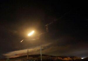 حمله موشکی به پایگاه آمریکایی «K-۱» در شمال عراق