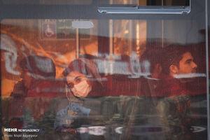 عکس/ سایه کرونا بر زندگی شهری