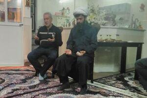 حال و هوای منزل طلبه جهادگر که همسر و فرزندش را از دست داد+عکس