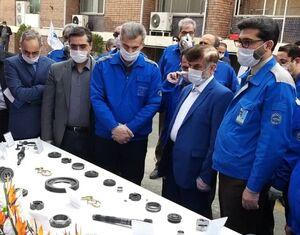 تولید نخستین گیربکس شش سرعته دستی و اتوماتیک ایرانی