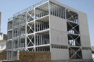 اتمام عملیات ساخت سازه بیمارستان کرونا