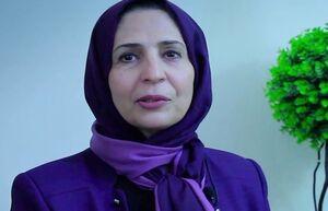 ندی شاکر جودت عضو پارلمان عراق