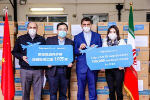 مقایسه کمکهای چین و سازمان پزشکان بدون مرز به ایران