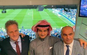 رئیس باشگاه سعودی قرنطینه شد