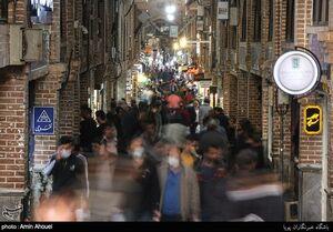 عکس/ بازار تهران در روزهای پایانی سال