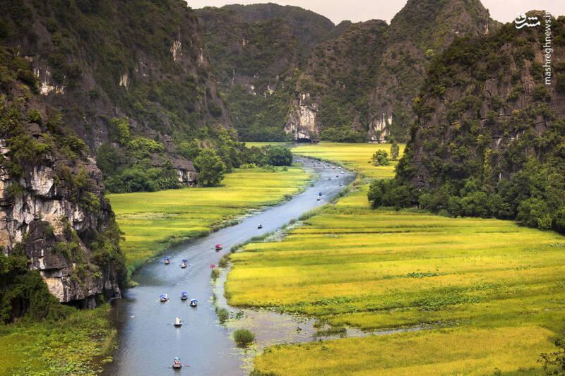 ودخانه نگو دونگ در ویتنام