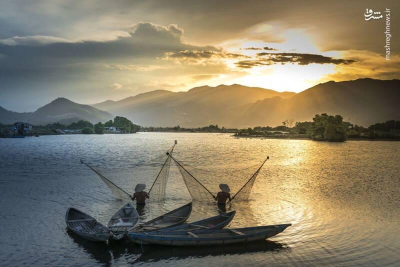 رودخانه مکونگ در جنوب شرق آسیا