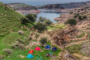 طبیعت بکر روستای پامنار