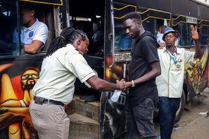 عکس/ گسترش ویروس کرونا در آفریقا
