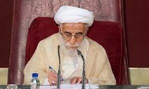 رئیس مجلس خبرگان درگذشت آیت الله بطحایی گلپایگانی را تسلیت گفت