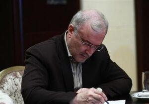 گلایه وزیر بهداشت از صداوسیما برای برنامه فرمول یک