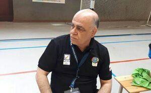 کرونا جان مربی سابق تیم ملی فوتسال را گرفت +عکس