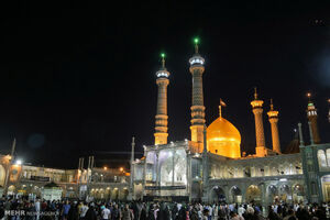 دربهای حرم حضرت معصومه (س) و مسجد مقدس جمکران به روی زائران بسته شد