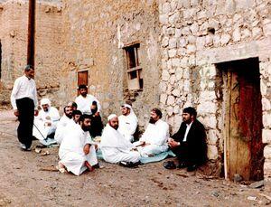 روایتی از آخرین سفر سید احمد خمینی به عربستان +عکس