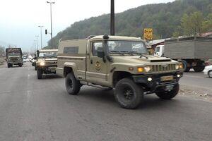 ورود تجهیزات مبارزه با عوامل شیمیایی و میکروبی ارتش به گیلان