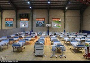 تداوم خدمات رسانی به بیماران کرونایی در مازندران/ احداث بیمارستان صحرایی نیروی زمینی سپاه در بابل