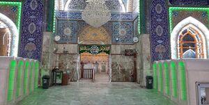 جمع آوری فرشهای حرم امام حسین (ع) و حضرت عباس (ع) +عکس