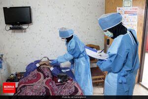عکس/ نقاهتگاه بیماران حاد تنفسی در بندرانزلی