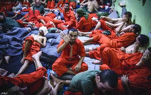 داعشی زندانی