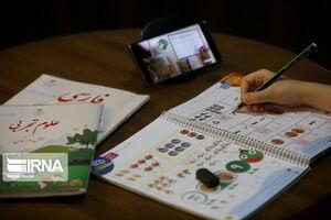 آموزش تلویزیونی مجازی دانش آموز