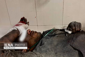 عکس/ مصدومان حوادث آخرین چهارشنبه سال