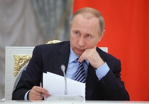 پوتین دستور برگزاری همه پرسی قانون اساسی را صادر کرد