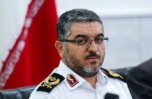 «سردار حسینی» جانشین رئیس پلیس راهور ناجا شد
