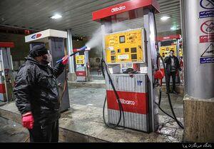 پمپ بنزین کرونا نمایه