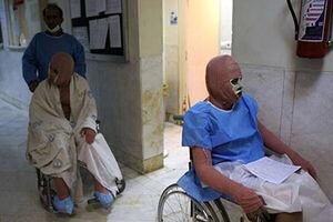 وضعیت مصدومان حوادث چهارشنبه آخر سال