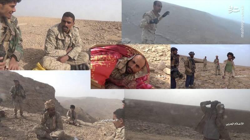 کشتهها و اسرای نیروهای وابسته به ائتلاف سعودی در نبرد الجوف