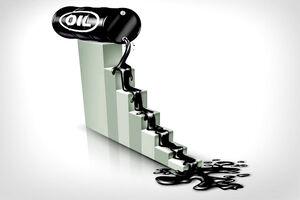 سومین سقوط بزرگ تاریخ برای قیمت نفت رقم خورد