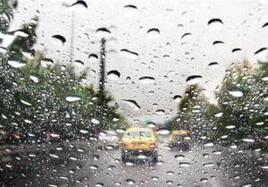 نوروز پر باران در انتظار کشور