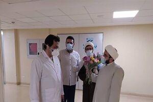 طلبههای نجومی بگیر در بیمارستانهای قم چه میکنند؟ +عکس و فیلم