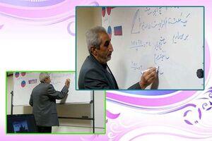 روایت متفاوت از عشق معلمی در اسفند کرونایی +عکس