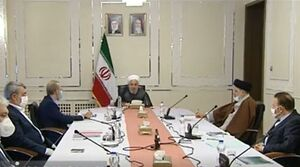 فیلم/ دستور روحانی برای تعطیلی بازارها و مراکز تجاری