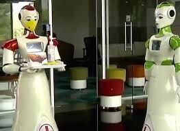 به کارگیری رباتها در هند برای مقابله با کرونا
