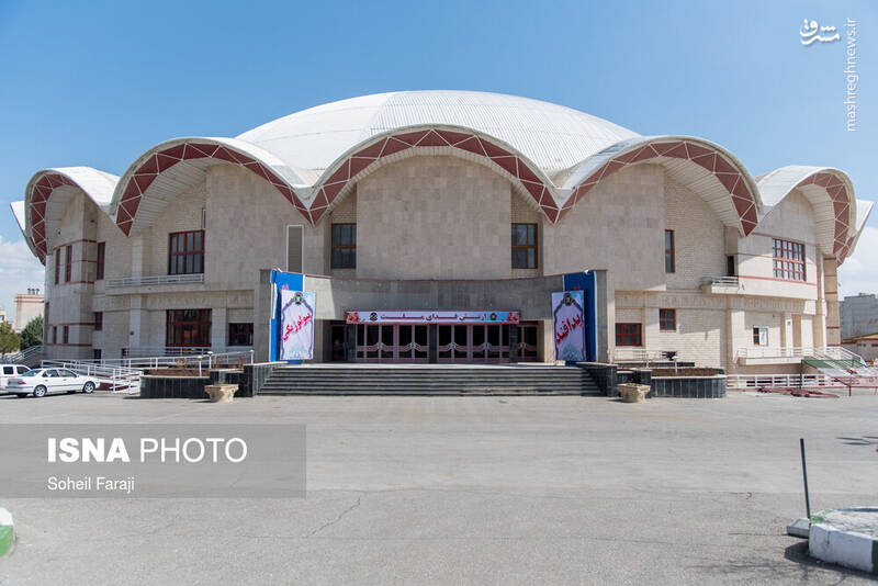 عکس/ افتتاح استراحتگاه شهید صیاد در ارومیه