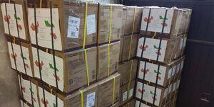 چند محموله تجهیزات پزشکی آماده ارسال به ایران است