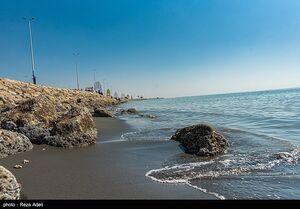 عکس/ ساحل آفتابی بندرعباس