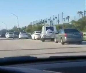 صف خودرو آمریکا کرونا