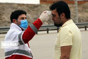عکس/ امدادگران هلال احمر در صف مبارزه با کرونا