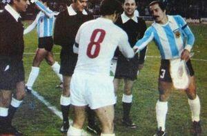 ایران و آرژانتین سال 1356