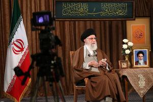 عکس/ سخنان رهبر انقلاب به مناسبت عید مبعث