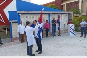 پزشکان کوبایی به کمک مردم ایتالیا رفتند - کراپشده