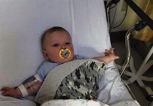 نوزاد هفتماهه آمریکایی به کرونا مبتلا شد