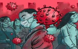 از ویروس داعش تا ویروس کرونا