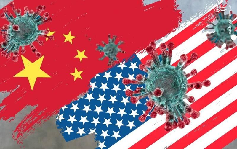 آمریکا چین ویروس کرونا
