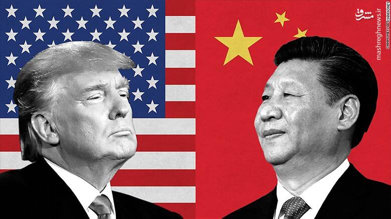 چین آمریکا ترامپ کرونا